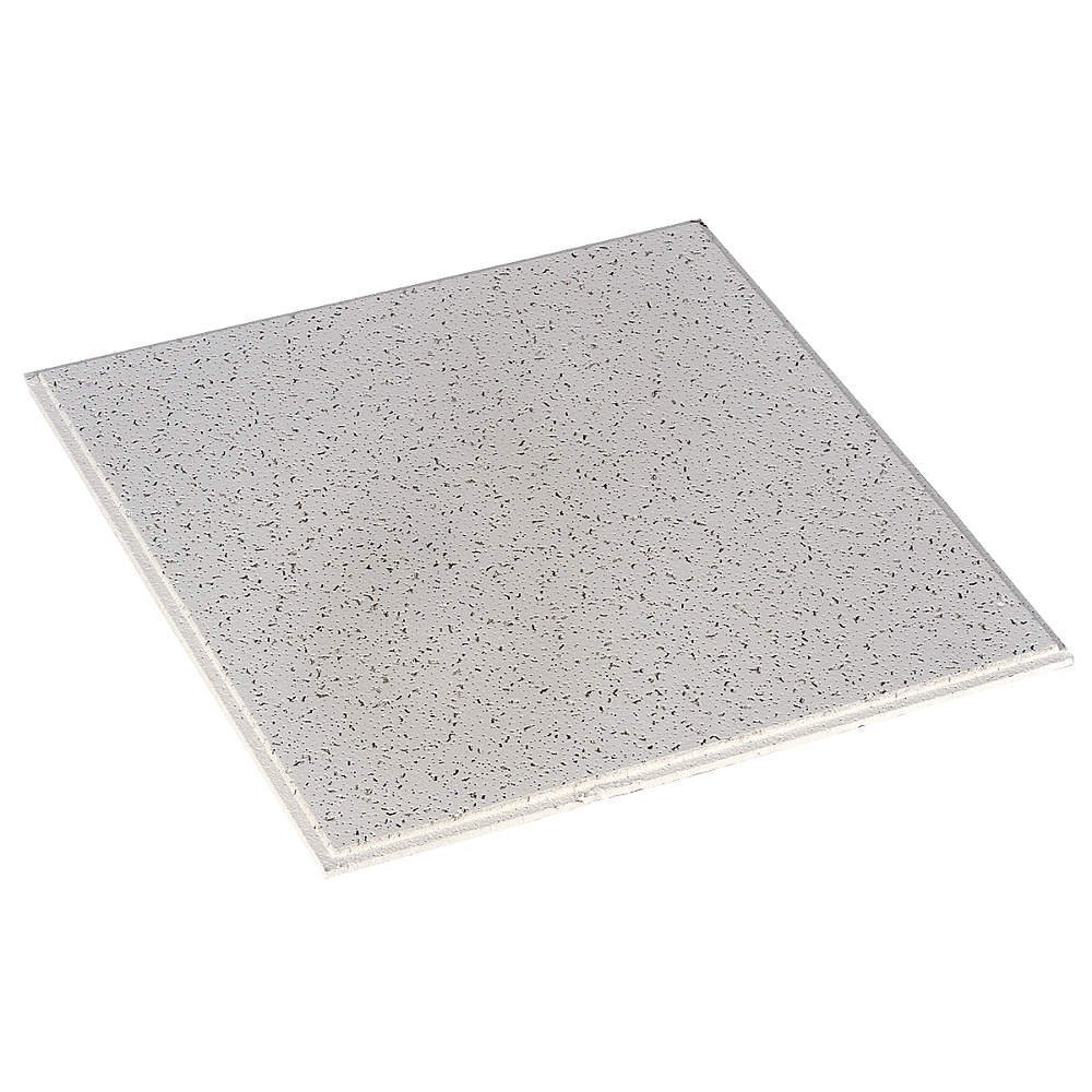 Acoustic tile 22 recessed edge white qd roofing acoustic tile dailygadgetfo Image collections